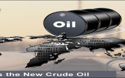 Data is the new Crude Oil